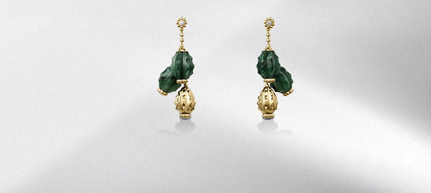 Cactus de Cartier Earrings