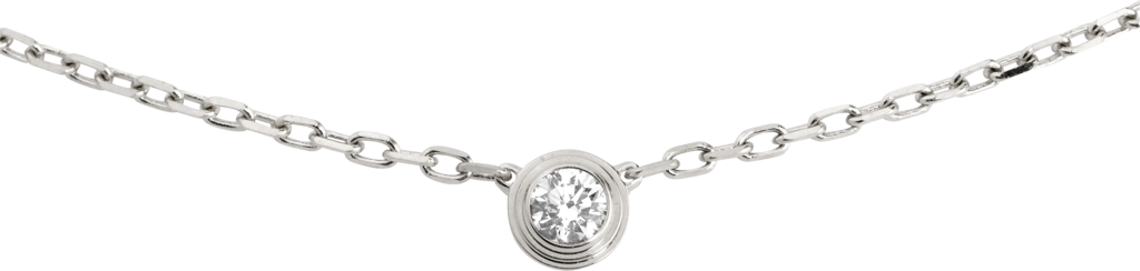 Diamants Légers necklace SMWhite gold, diamond