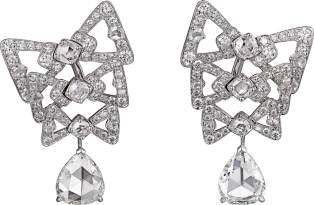 High Jewelry earrings