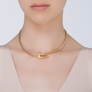 Juste un Clou necklace Yellow gold