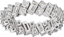 Reflection de Cartier ring White gold, diamonds