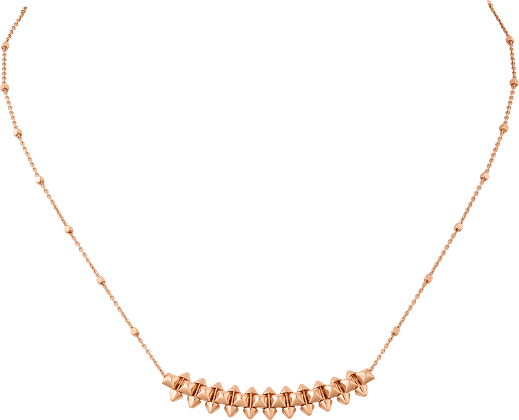 Clash de Cartier necklace Medium ModelPink gold