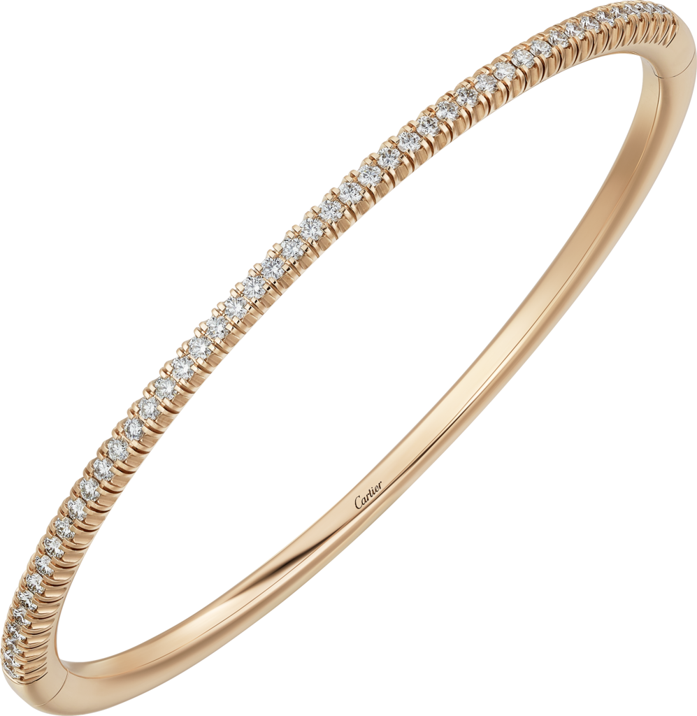 Etincelle de Cartier braceletYellow gold, diamonds