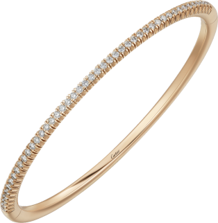 Etincelle de Cartier bracelet Yellow gold, diamonds