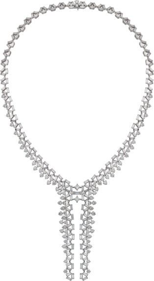 Reflection de Cartier necklace White gold, diamonds