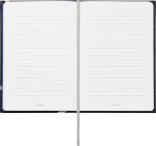 Set of two Entrelacés de Cartier notebooks Paper sourced from sustainably managed forests