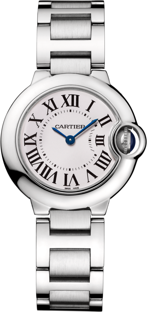 Ballon Bleu de Cartier watch28 mm, steel